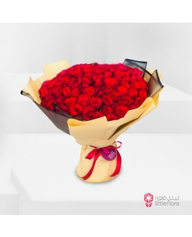 Greatly Loved - 100 ROSE