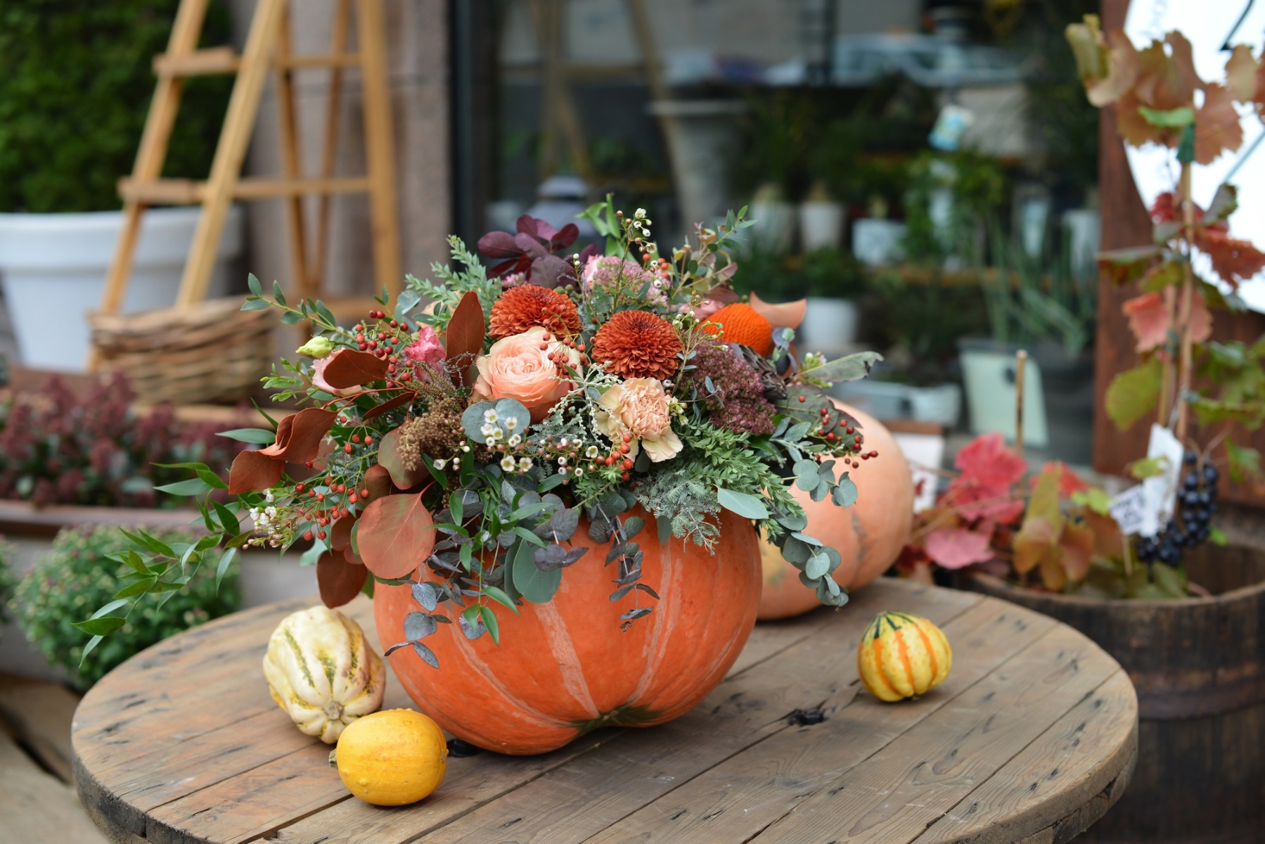 Gorgeous Fall Flower Arrangements Perfect for Every Home
